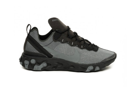 Nike React Element 55 SE Black Grey ci3831-001