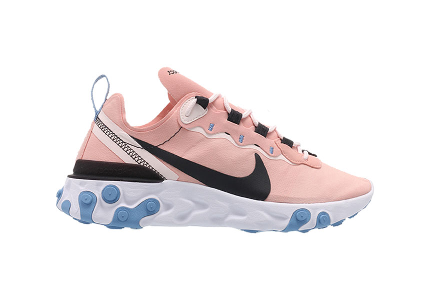 Nike React Element 55 Stardust bq2728-602