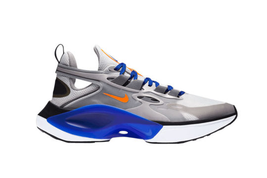 Nike Signal D/MS/X Grey Blue at5303-004