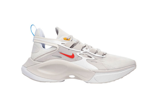 Nike Signal D/MS/X White Red at5303-100