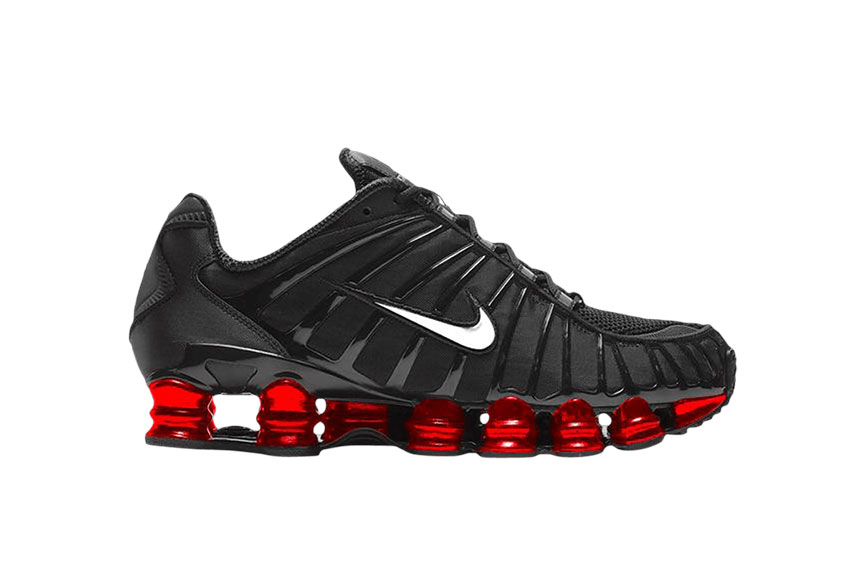 biggest discount fashion style where can i buy Skepta x Nike Shox TL Black Red : Release date, Price & Info