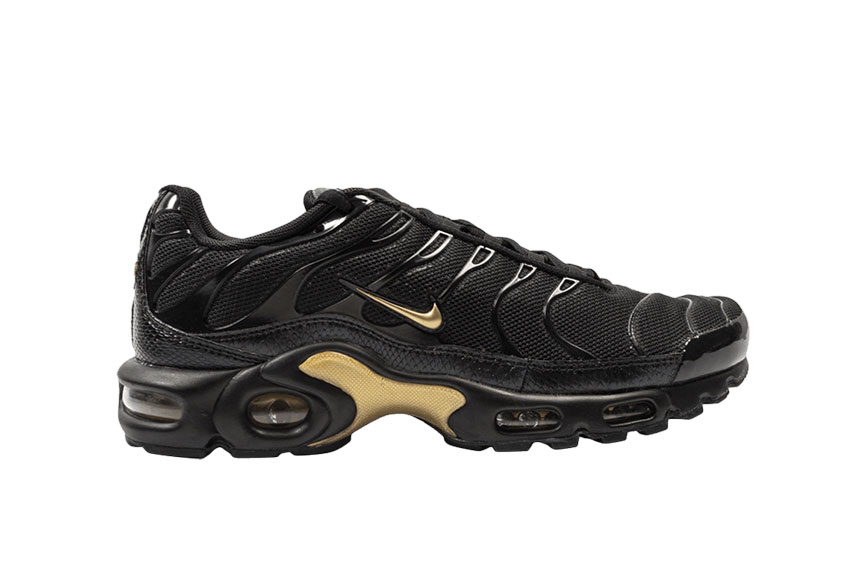 huge discount reputable site classic styles Nike TN Air Max Plus Black Gold : Release date, Price & Info