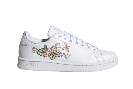 adidas Advantage Womens White ef0135