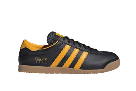 adidas OSLO Black Yellow ee5724
