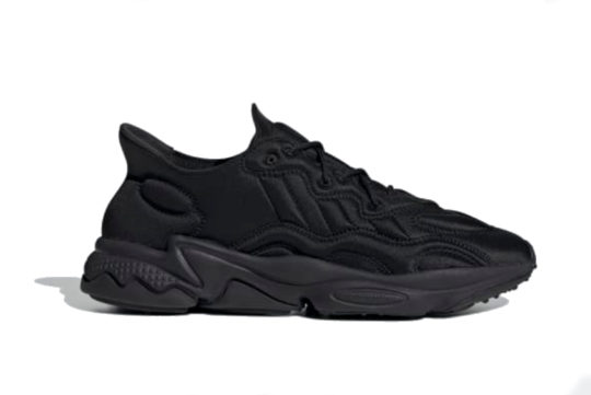 adidas Ozweego Tech Triple Black fu7640