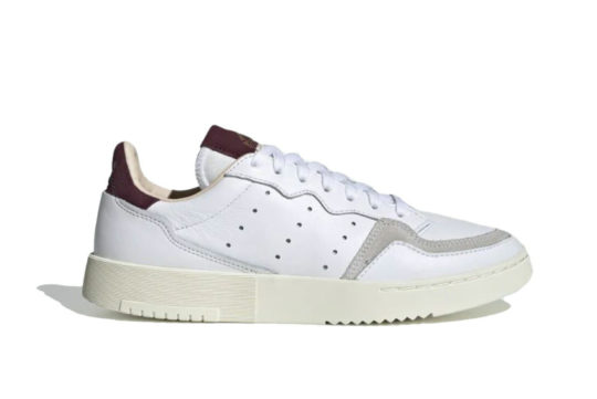 adidas Supercourt Home Of Classics Pure White ef9225