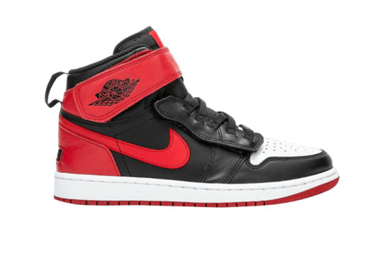 Air Jordan 1 FlyEase Black Red cq3835-001