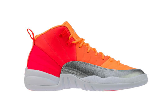 Air Jordan 12 WMNS – Hot Punch 510815-601