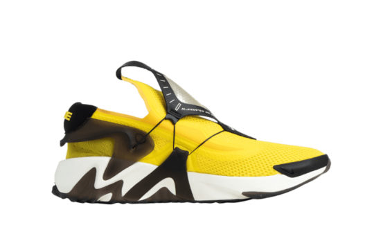 Nike Adapt Huarache Opti Yellow ct4092-710
