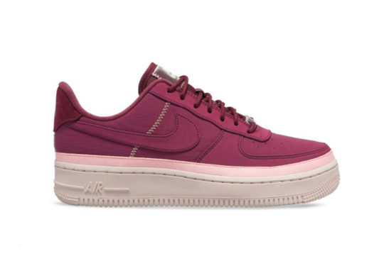 Nike Air Force 1 07 SE Night Maroon aa0287-603