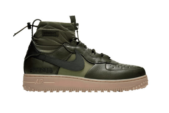 Nike Air Force 1 High Gore-Tex Olive Gum cq7211-300