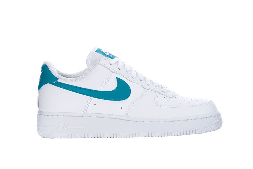 Nike Air Force 1 Low White Teal Nebula : Release date, Price
