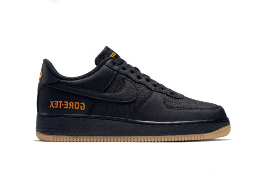 Nike Air Force 1 Low WTR Gore-Tex Black ck2630-001
