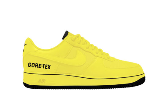 Nike Air Force 1 Low WTR Gore-Tex Dynamic Yellow ck2630-701