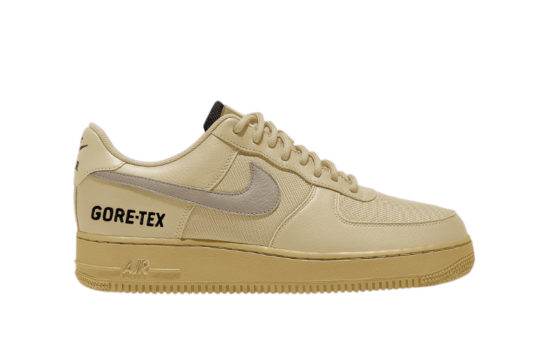 Nike Air Force 1 Low WTR Gore-Tex Team Gold ck2630-700