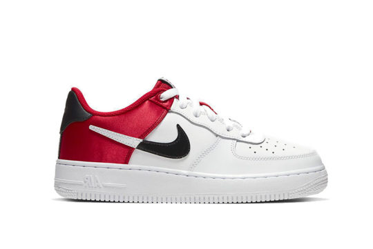 Nike Air Force 1 LV8 1 Red White ck0502-600