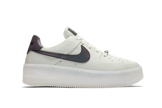 Nike Air Force 1 Sage Low LX White Grey ar5409-003