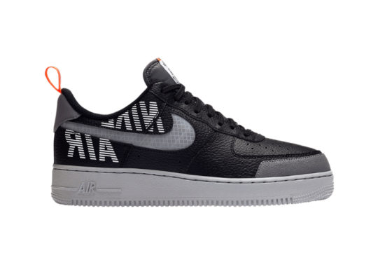 Nike Air Force 1 Under Construction Black bq4421-002