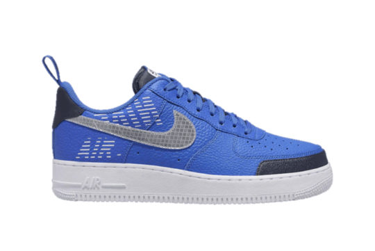 Nike Air Force 1 Under Construction Blue bq4421-400