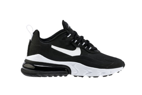 Nike Air Max 270 React Black White at6174-004