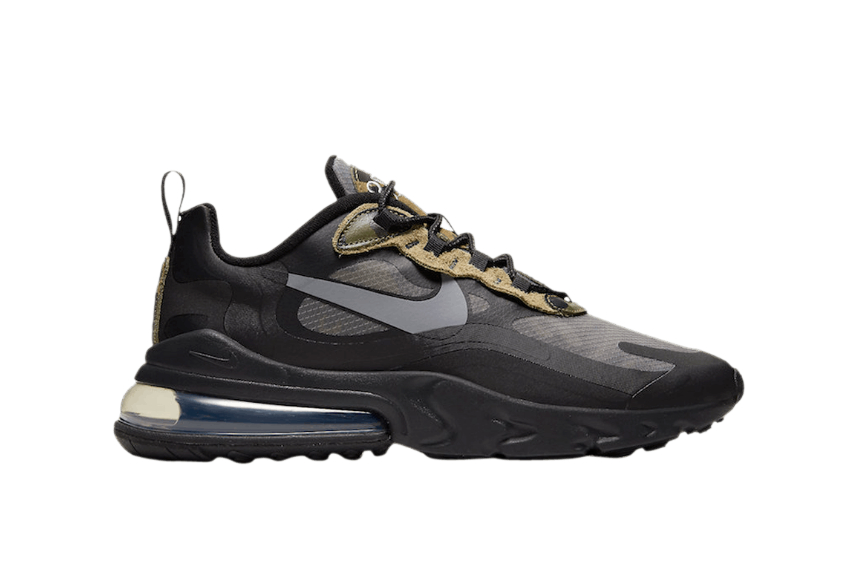 Nike Air Max 270 React Camo Black : Release date, Price & Info