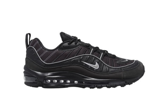 Nike Air Max 98 Black Oil Grey 640744-013