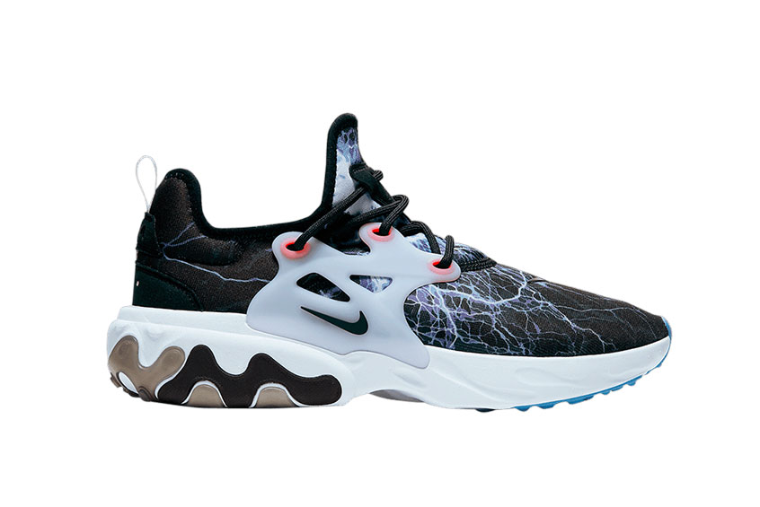 Nike Air React Presto Lightning Black av2605-006