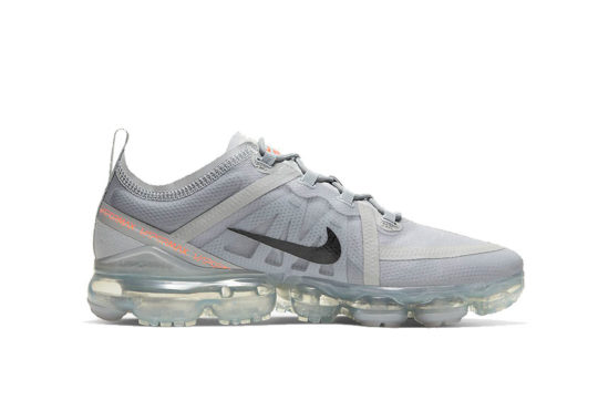 Nike Air VaporMax 2019 Grey Orange ct3447-001