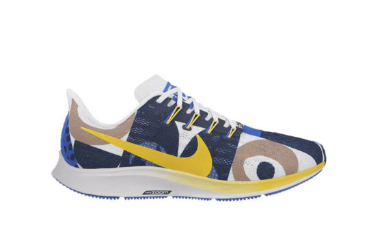 Cody Hudson x Nike Air Zoom Pegasus 36 Blue Yellow ci1723-400