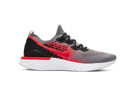 Nike Epic React Flyknit 2 Cool Grey bq8928-014