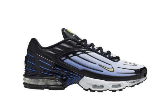Nike TN Air Max Plus 3 Blue Black cj9684-001