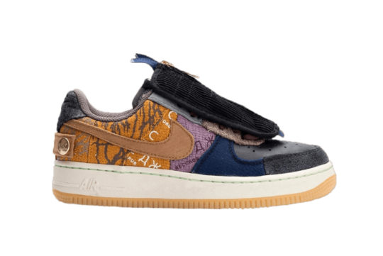 Travis Scott x Nike Air Force 1 Low Cactus Jack cn2405-900