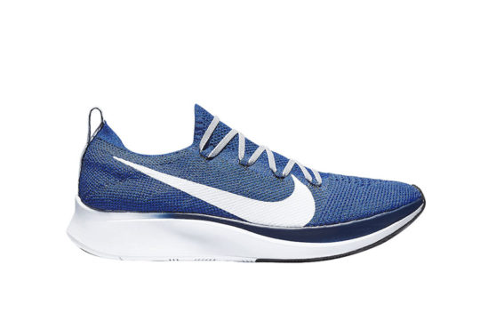 Nike Zoom Fly Flyknit Blue White ar4561-400