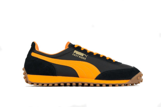 Puma Fast Rider OG Black Orange 372876-01