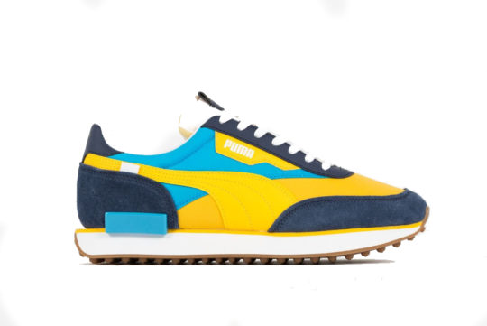 Puma Future Rider OG Pack Spectra Yellow 372873-01