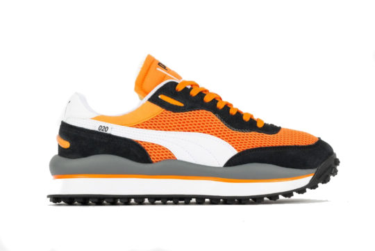 Puma Style Rider OG Black Orange 372871-01