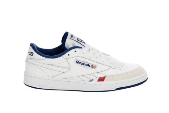 Reebok BRONZE 56K Club C Revenge Blue White fu7915