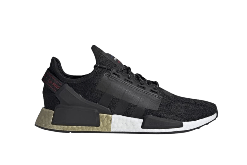 Adidas Nmd R1 V2 Gold Black Release Date Price Info