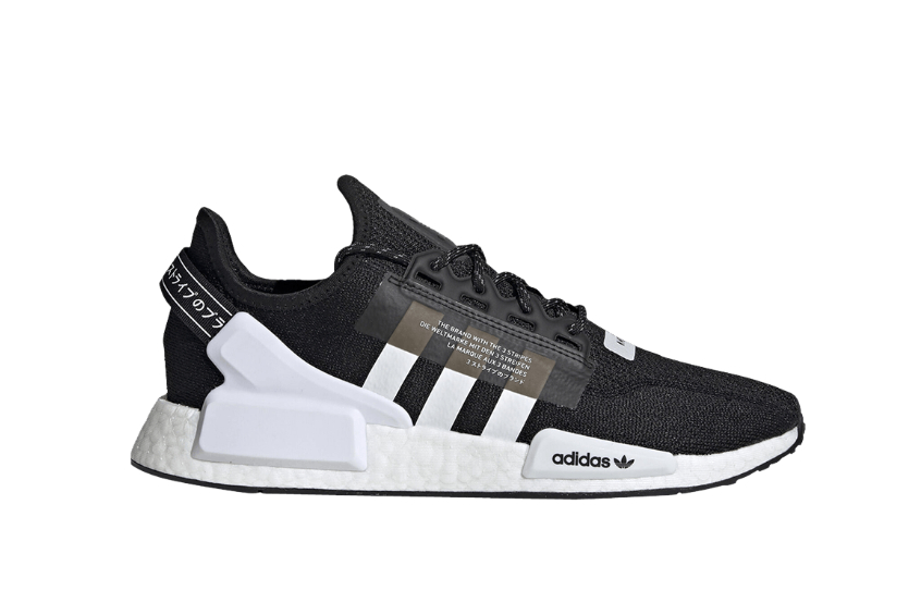 adidas NMD R1 V2 Black White : Release date, Price & Info
