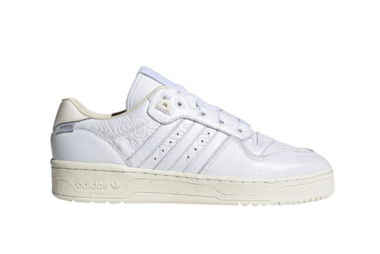adidas Rivalry Low White fu8929
