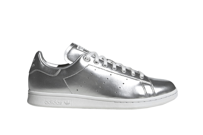 adidas Stan Smith Metalic Silver fv4300