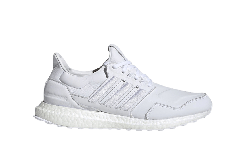 adidas Ultra Boost Leather – White ef1355