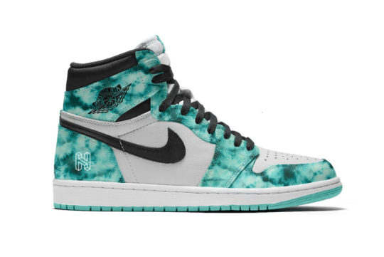 Air Jordan 1 High OG Tie-Dye cd0461-100