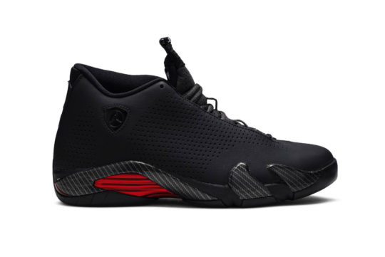 Air Jordan 14 Black Ferrari bq3685-001