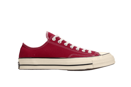 Converse All Star Chuck 70 Low Red 164949c