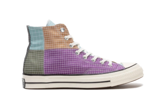 Converse All Star Hi 70 Dewberry Iced Coffee 166317c