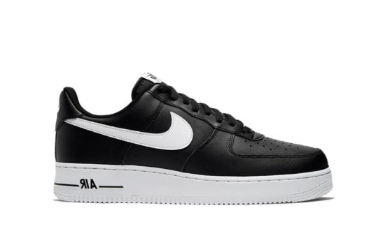 Nike Air Force 1 07 Black White cj0952-001