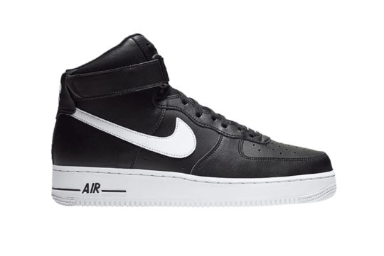 Nike Air Force 1 High Black White ck4369-001