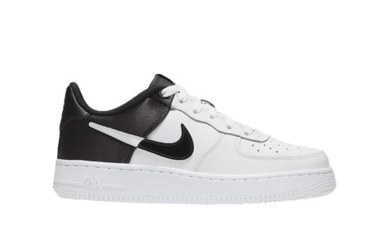 Nike Air Force 1 NBA Low White Black ck0502-100