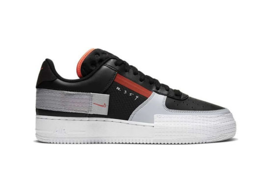 Nike Air Force 1 Type Black cq2344-001